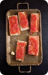 RePost: Spanish Breakfast | Spanish-Style Toast with Tomato (Pan Con Tomate) - Saveur